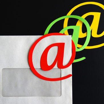 Nov e-poštni naslov