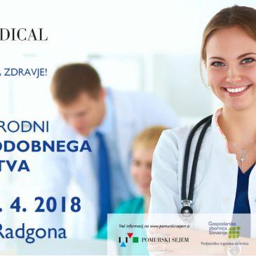MEDICAL – Mednarodni sejem sodobnega zdravstva